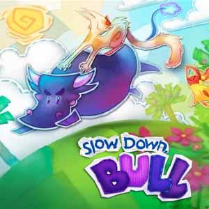 Acheter Slow Down, Bull Clé Cd Comparateur Prix