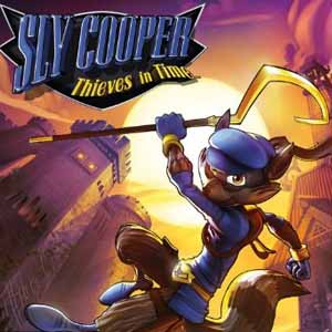 Telecharger Sly Cooper Thieves in Time PS3 code Comparateur Prix
