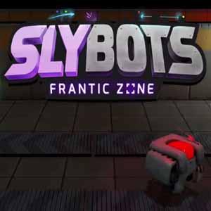 Acheter Slybots Frantic Zone Clé Cd Comparateur Prix