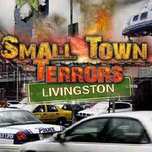 Acheter Small Town Terrors Livingston Clé Cd Comparateur Prix