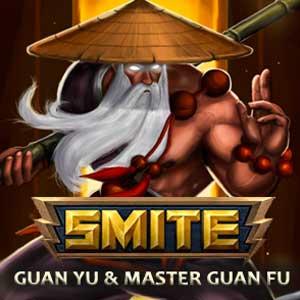 Acheter SMITE Guan Yu and Master Guan Fu Skin Clé Cd Comparateur Prix