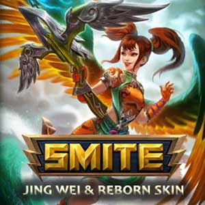 SMITE Jing Wei and Reborn Skin
