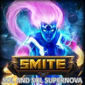 SMITE Sol and Sol Supernova Skin