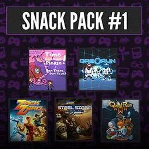 Acheter Snack Pack 1 Clé Cd Comparateur Prix
