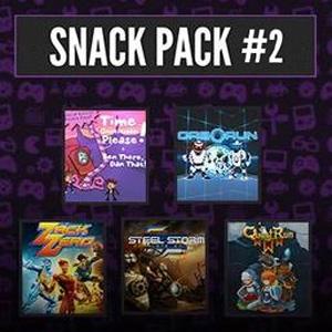 Acheter Snack Pack 2 Clé Cd Comparateur Prix