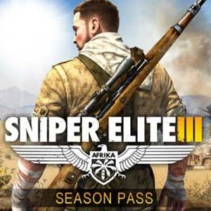 Acheter Sniper Elite 3 Afrika Season Pass Clé Cd Comparateur Prix