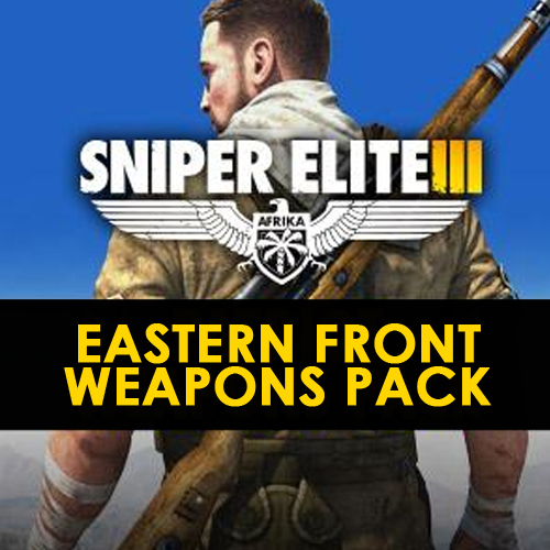 Acheter Sniper Elite 3 Eastern Front Weapons Pack Clé Cd Comparateur Prix
