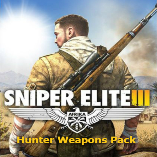 Sniper Elite 3 Hunter Weapons Pack