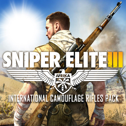 Acheter Sniper Elite 3 International Camouflage Rifles Pack Clé Cd Comparateur Prix