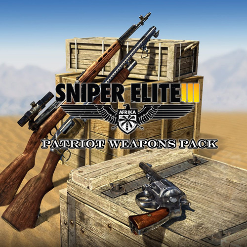 Acheter Sniper Elite 3 Patriot Weapons Pack Clé Cd Comparateur Prix
