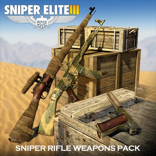 Acheter Sniper Elite 3 Sniper Rifle Weapons Pack Clé Cd Comparateur Prix