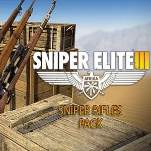 Acheter Sniper Elite 3 Sniper Rifles Pack Clé CD Comparateur Prix