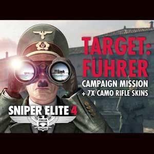 Sniper Elite 4 Target Führer