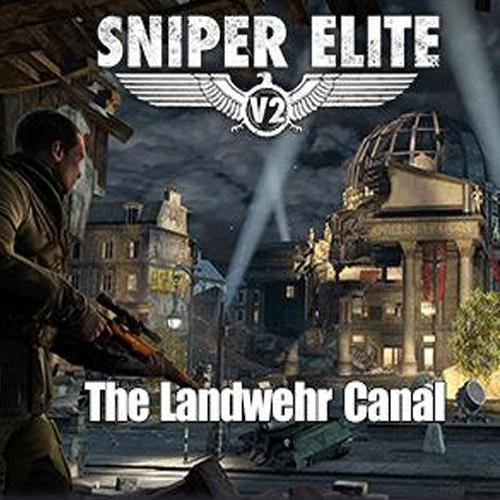 Acheter Sniper Elite V2 The Landwehr Canal Pack Clé Cd Comparateur Prix