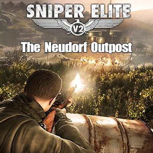 Acheter Sniper Elite V2 The Neudorf Outpost Pack Clé Cd Comparateur Prix