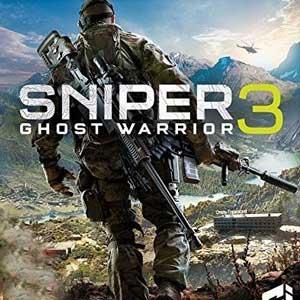 Sniper Ghost Warrior 3 Weapon Skin Grass Wave