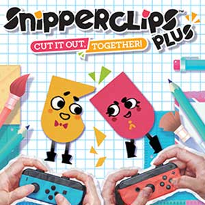 Snipperclips Plus Cut It Out, Together!