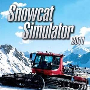 Acheter Snowcat Simulator 2011 Clé Cd Comparateur Prix
