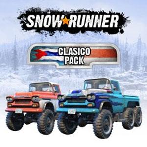 Acheter SnowRunner Clasico Pack PS4 Comparateur Prix