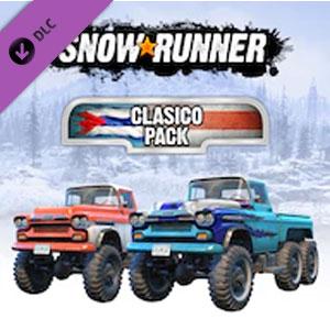 Acheter SnowRunner Clasico Pack Nintendo Switch comparateur prix
