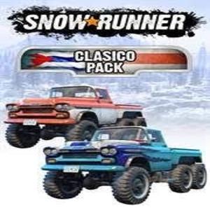 Acheter SnowRunner Clasico Pack Xbox Series Comparateur Prix