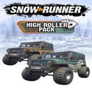 Acheter SnowRunner High Roller Pack Xbox Series Comparateur Prix