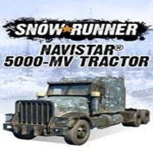 Acheter SnowRunner Navistar 5000 MV Tractor PS4 Comparateur Prix