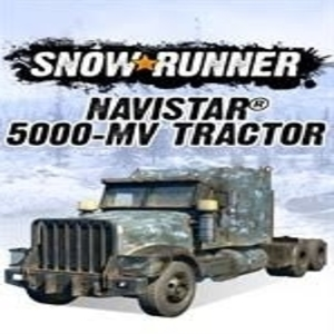 Acheter SnowRunner Navistar 5000 MV Tractor Xbox One Comparateur Prix