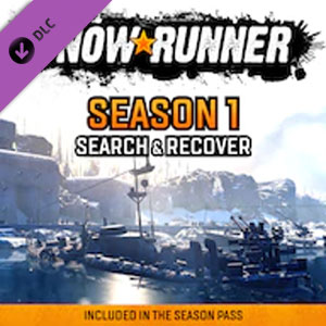 Snowrunner Season 1 Search and Recover
