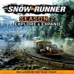 Acheter SnowRunner Season 2 Explore and Expand Xbox Series Comparateur Prix
