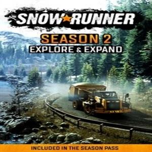 Acheter SnowRunner Season 2 Explore & Expand PS4 Comparateur Prix