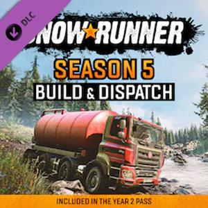SnowRunner Season 5 Build & Dispatch