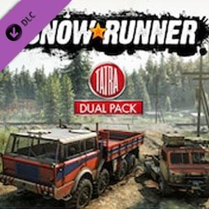 Acheter SnowRunner Tatra Dual Pack Nintendo Switch comparateur prix