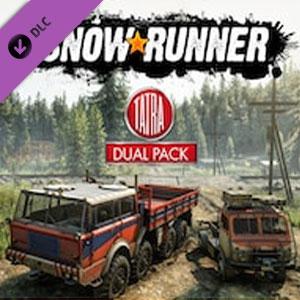 Acheter SnowRunner TATRA Dual Pack Clé CD Comparateur Prix