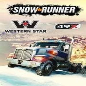 Acheter SnowRunner Western Star 49X Xbox Series Comparateur Prix