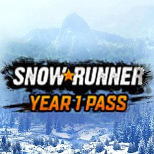 Acheter SnowRunner Year 1 Pass Nintendo Switch comparateur prix