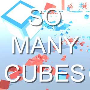 Acheter So Many Cubes Clé Cd Comparateur Prix