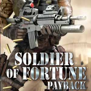 Acheter Soldier of Fortune Payback Xbox 360 Code Comparateur Prix