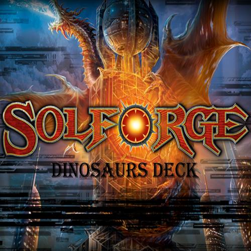 Acheter SolForge Dinosaurs Deck Clé Cd Comparateur Prix