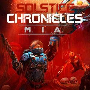 Acheter Solstice Chronicles MIA Clé Cd Comparateur Prix