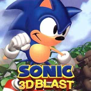 Acheter Sonic 3D Blast Clé Cd Comparateur Prix