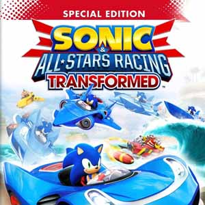 Acheter Sonic & All-Stars Racing Transformed Xbox 360 Code Comparateur Prix