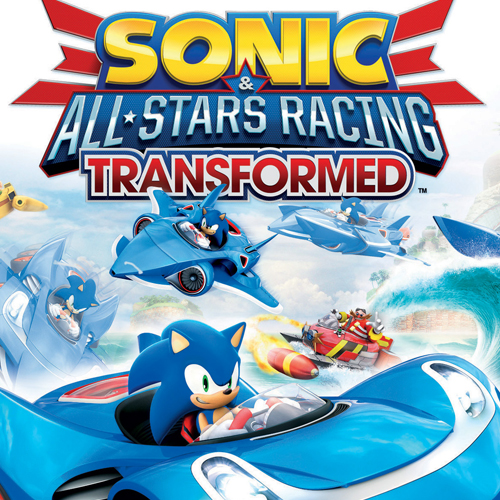 Sonic and All-Stars Racing Transformed Metal Sonic Pack
