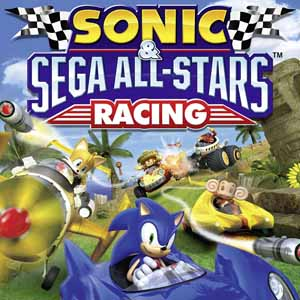 Acheter Sonic and SEGA All-Stars Racing Xbox 360 Code Comparateur Prix