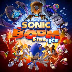 Acheter Sonic Boom Fire and Ice Nintendo 3DS Download Code Comparateur Prix