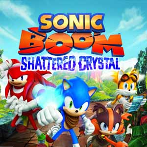 Acheter Sonic Boom Shattered Crystal Nintendo 3DS Download Code Comparateur Prix
