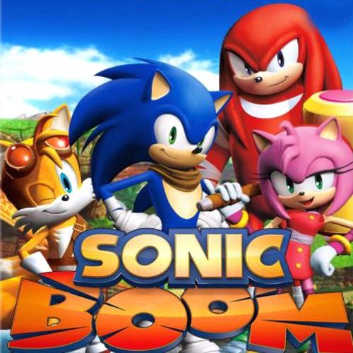 Acheter Sonic Boom Nintendo Wii U Download Code Comparateur Prix