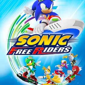 Acheter Sonic Free Riders Xbox 360 Code Comparateur Prix