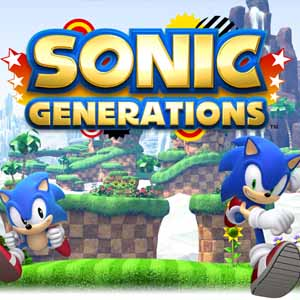 Acheter Sonic Generations Nintendo 3DS Download Code Comparateur Prix