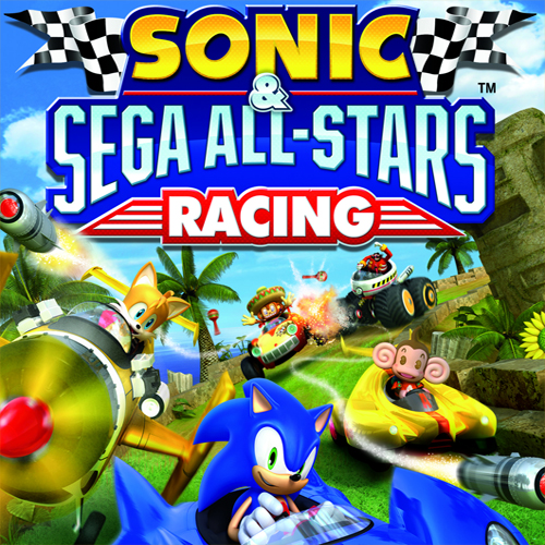 Acheter Sonic & Sega All-Stars Racing Cle Cd Comparateur Prix